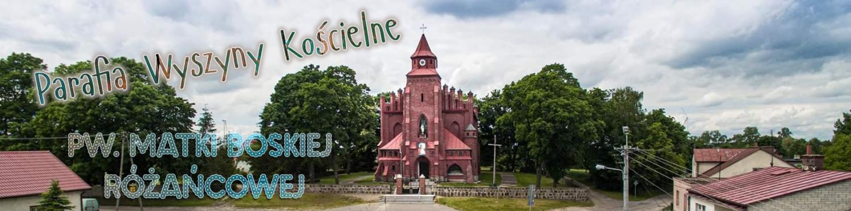 Parafia Wyszyny Kościelne
